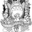 Miyazaki Mash by Joe Dragunas