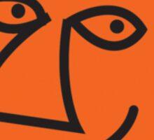 Mr Hoppy Sticker