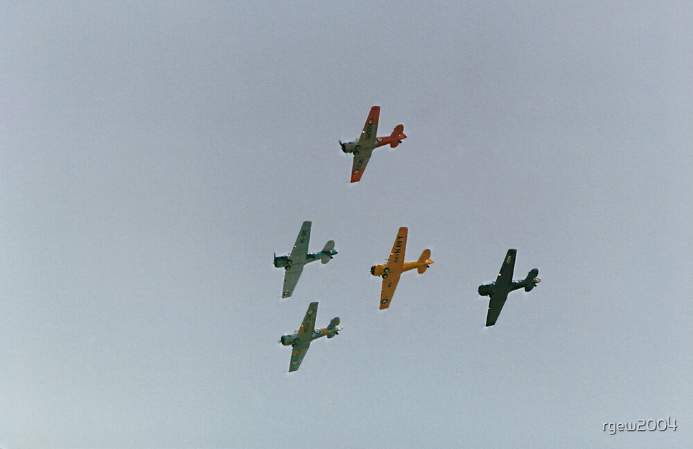 Formation in Colour by Greg Halliday