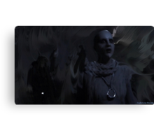 Lev in the Mines Canvas Print