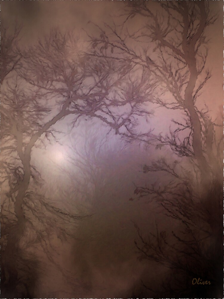 Shrouded Wood by Charles Oliver