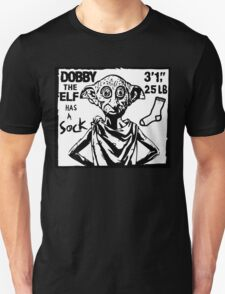 Dobby The Elf Has A Sock T-Shirt