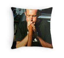 AKASHA FESTIVAL 2007 Throw Pillow
