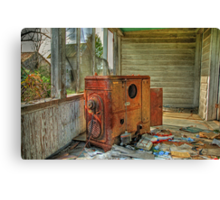 The Back Porch Canvas Print