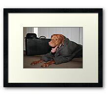 TGIF Framed Print
