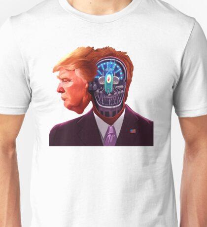 Plankton Trump Unisex T-Shirt