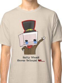 Betrayal... Classic T-Shirt