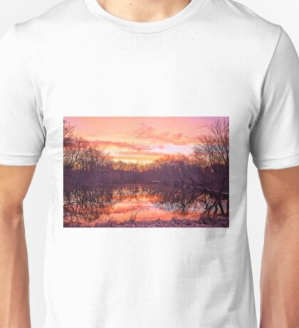Reflections On The Day 2 Unisex T-Shirt