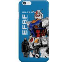 Gundam  iPhone Case/Skin