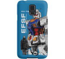 Gundam  Samsung Galaxy Case/Skin