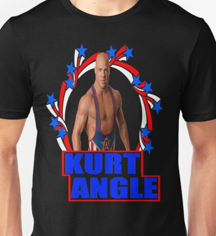 Kurt Angle Unisex T-Shirt