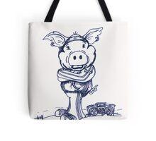 Mofo Pig Tote Bag