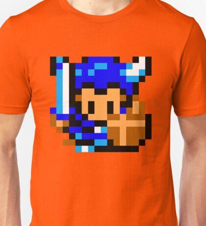 Golden Axe Warrior - SEGA Master System Sprite Unisex T-Shirt