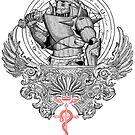 Alphonse by Joe Dragunas