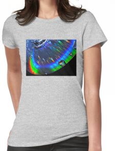 light music  Womens Fitted T-Shirt
