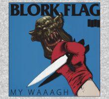 Blork Flag - My Waaagh by Senechal