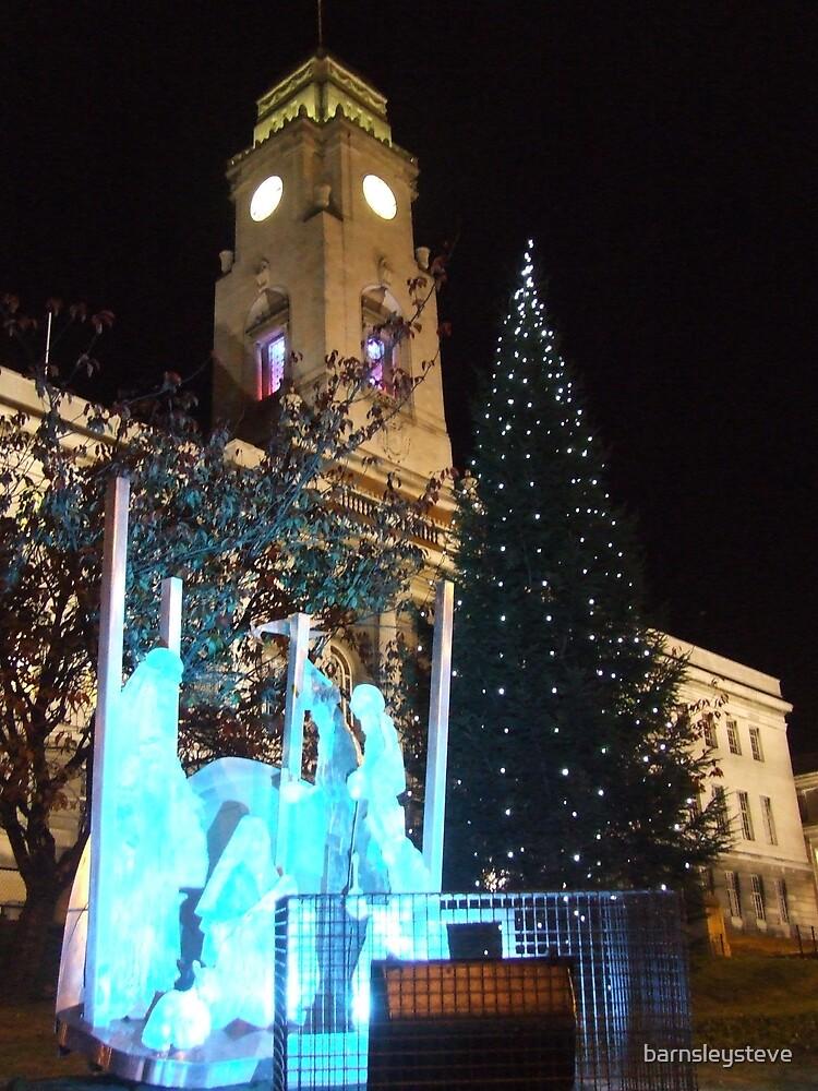 Christmas in Barnsley by barnsleysteve
