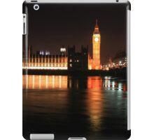 Big Ben And The Houses Of Parliament iPad Case/Skin