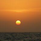 Sunset Simplicity by Michael Reimann
