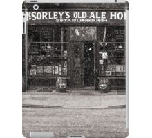 McSorley's Old Ale House iPad Case/Skin