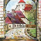 Fortress Burghausen, Germany by Kashmere1646