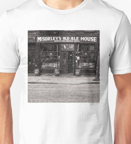 McSorley's Old Ale House Unisex T-Shirt