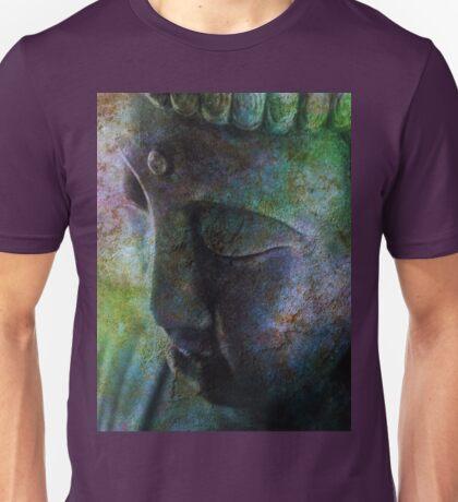 Buddha Head 4 Unisex T-Shirt