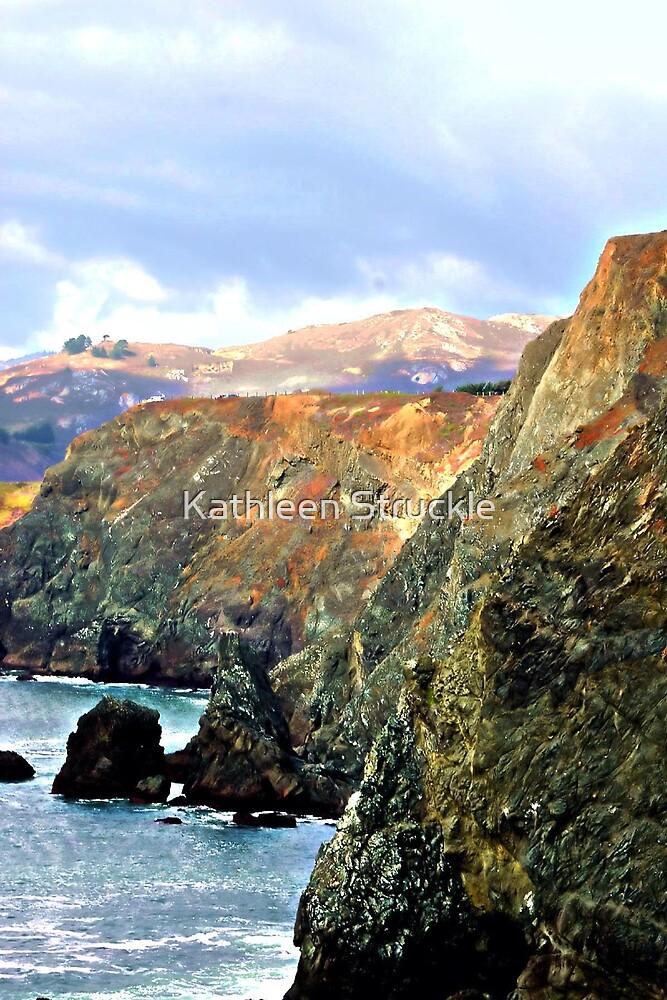 Bonita Cove by Kathleen Struckle