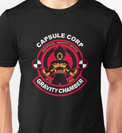 """""""Gravity Chamber"""" Tukunen klambiku Unisex T-Shirt"""