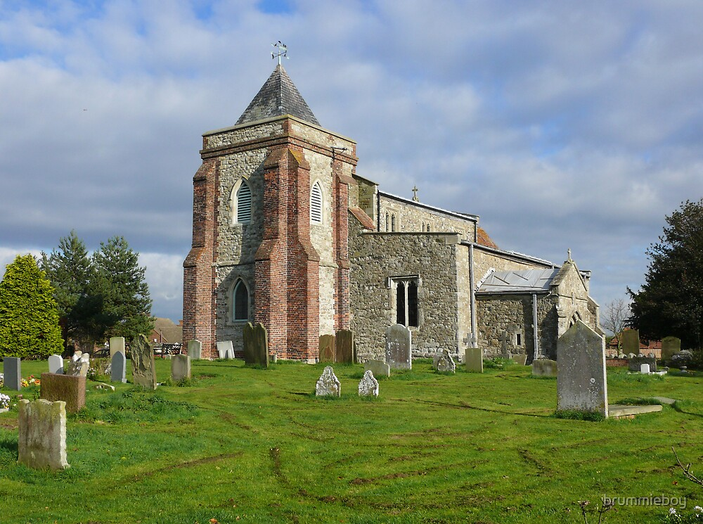 High Halstow Church by brummieboy