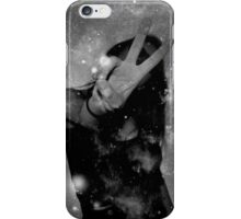Peace and Stars iPhone Case/Skin