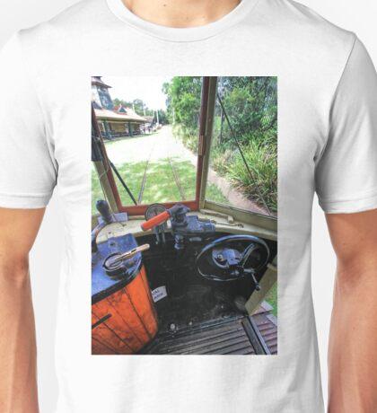 Control central. Unisex T-Shirt