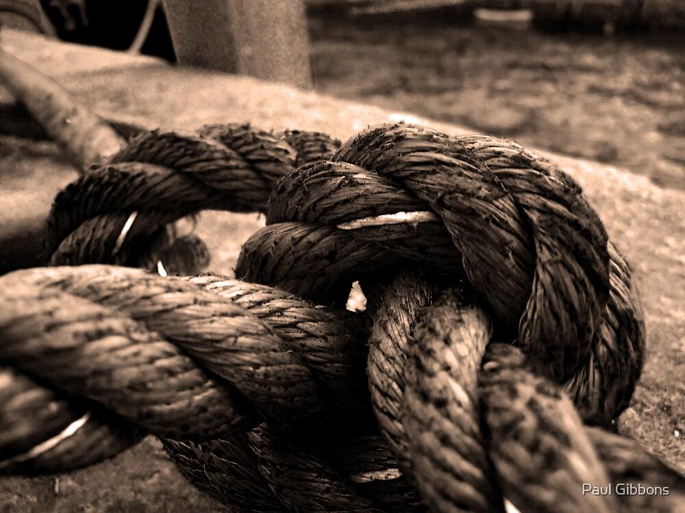 Tied up by spottydog06