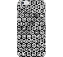 45 Brass #3 (Black & White) iPhone Case/Skin