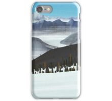 Winter Haze iPhone Case/Skin