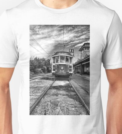 Melbourne to St Kilda Beach. Unisex T-Shirt