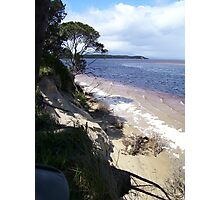 near Strahan, Tasmania - Macquarie Heads Photographic Print