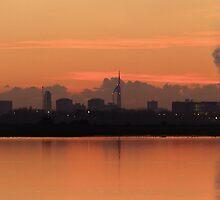 Sunset (2) 15-11-07 by Sharon Perrett