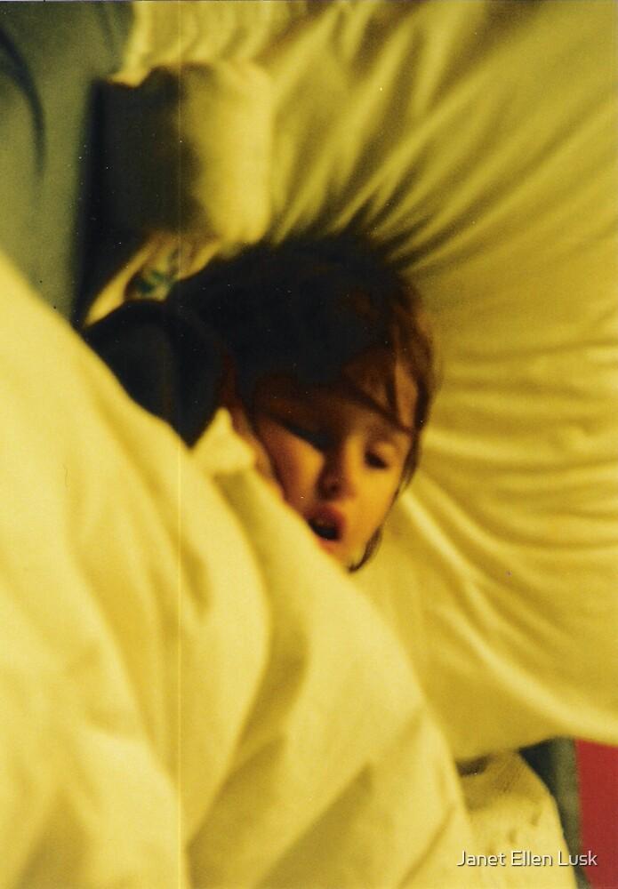Sleeping Angel by Janet Ellen Lusk