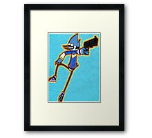 Regular Overdrive - Mordecai Framed Print