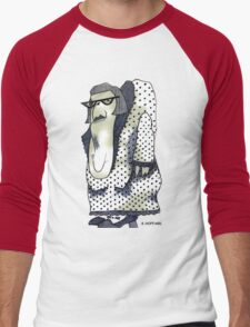 A Wife for Claude Men's Baseball ¾ T-Shirt