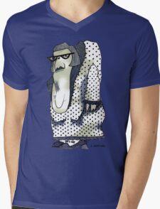 A Wife for Claude Mens V-Neck T-Shirt