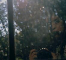 Raining again (Self-Portrait) by Kerry McFarland