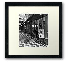 Galerie Vero-Dodat (Paris) Framed Print