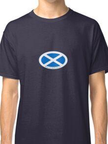 The Saltire  Classic T-Shirt