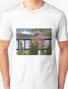 Pink Crepe Myrtle   (1407070445VA) T-Shirt