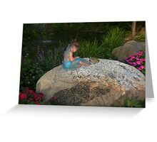 Sweet Serenity Greeting Card