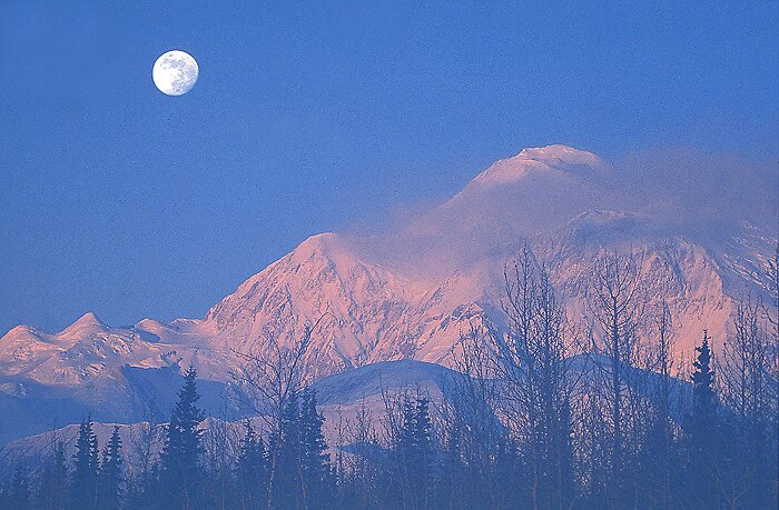 Mt. Mckinely-Alaska by Ed Gordon