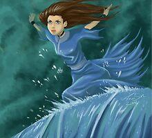Avatar: The Last Airbender - Korra by 57MEDIA