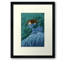 Avatar: The Last Airbender - Korra Framed Print
